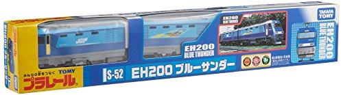 [해외]짱구 S-52 EH200 블루 썬더/Plarail S-52 EH 200 Blue Thunder