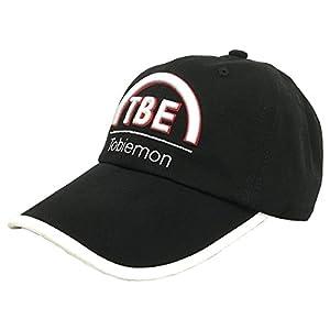 TOBIEMON(トビエモン) T-C 飛衛門 ゴルフ用キャップ マーカー付 黒 T-CB