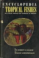 ドールハウスミニチュアEncyclopedia of Tropical Fish、色