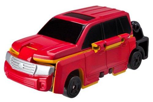VooV(ブーブ) FR11 トヨタ ランドクルーザー~道路パトロール車