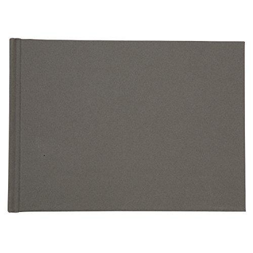 無印良品 ハードカバーアルバム KGサイズ1段・ダークグレー