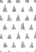 ポスター ウォールステッカー シール式ステッカー 飾り 420×594㎜ A2 写真 フォト 壁 インテリア おしゃれ 剥がせる wall sticker poster pa2wsxxxxx-012552-ds 三角 グレー モノトーン