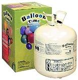 バルーンリリース用ヘリウム+ゴム風船セット(バルーンタイム 使い捨て400L)