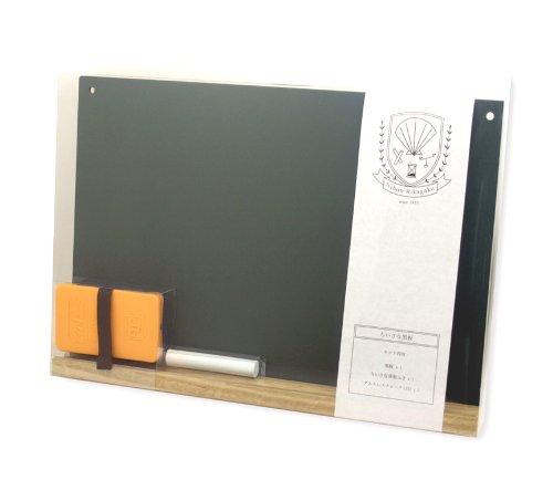 日本理化学 ちいさな黒板 A4 SB-GR 緑