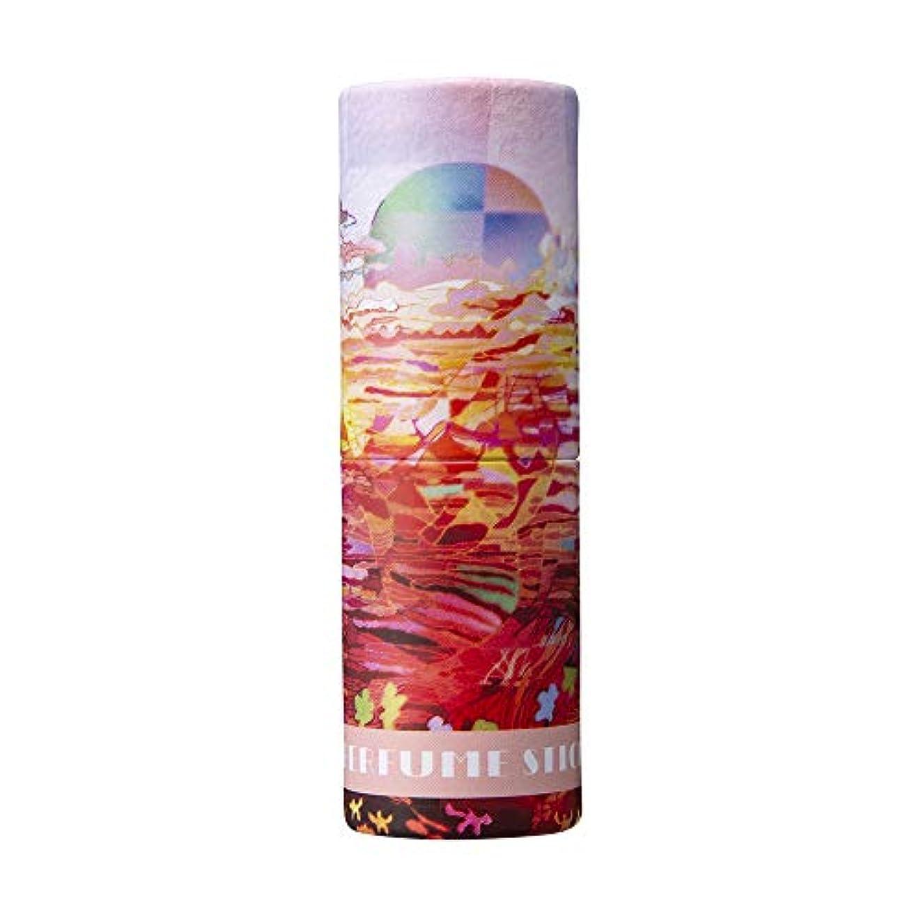 こどもの宮殿ダッシュ上へパフュームスティック ハッピー アップル&ローズの香り 世界遺産デザイン 5g