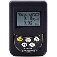 EC Tool 放射線測定器 X、γ、β放射线計量 精密線量計 個人線量計