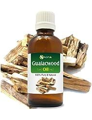 Guaiacwood Oil (Bulnesia sarmientoi) 100% Natural Pure Undiluted Uncut Essential Oil 50ml