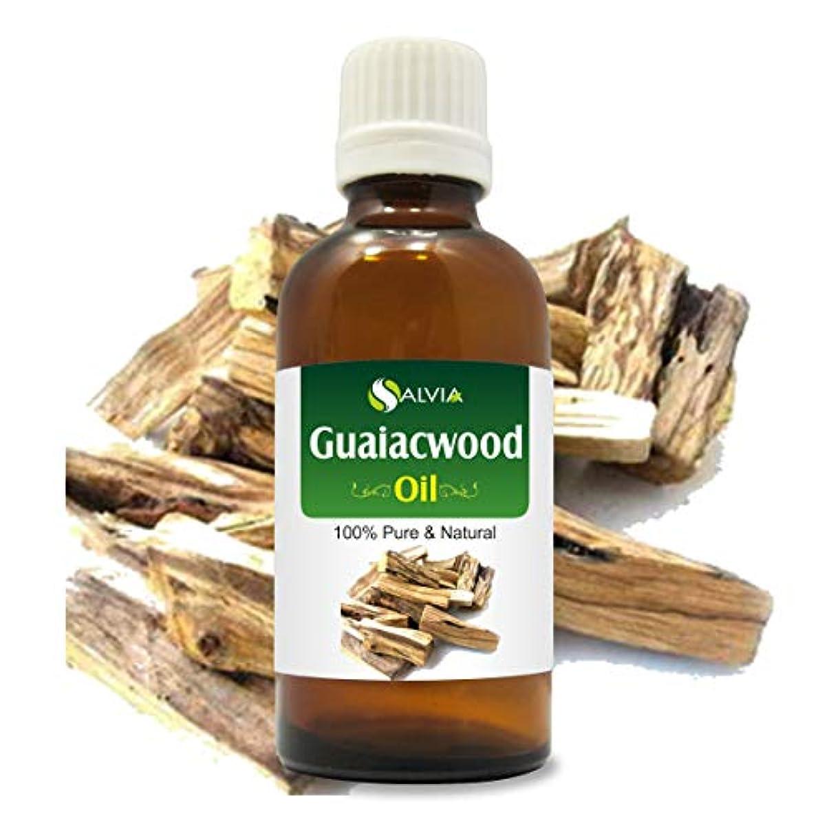 制限されたコショウ底Guaiacwood Oil (Bulnesia sarmientoi) 100% Natural Pure Undiluted Uncut Essential Oil 50ml