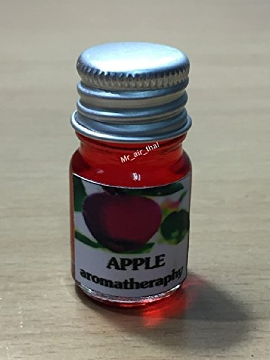 保存報復するモンキー5ミリリットルアロマアップル(赤)フランクインセンスエッセンシャルオイルボトルアロマテラピーオイル自然自然5ml Aroma Apple (red) Frankincense Essential Oil Bottles...