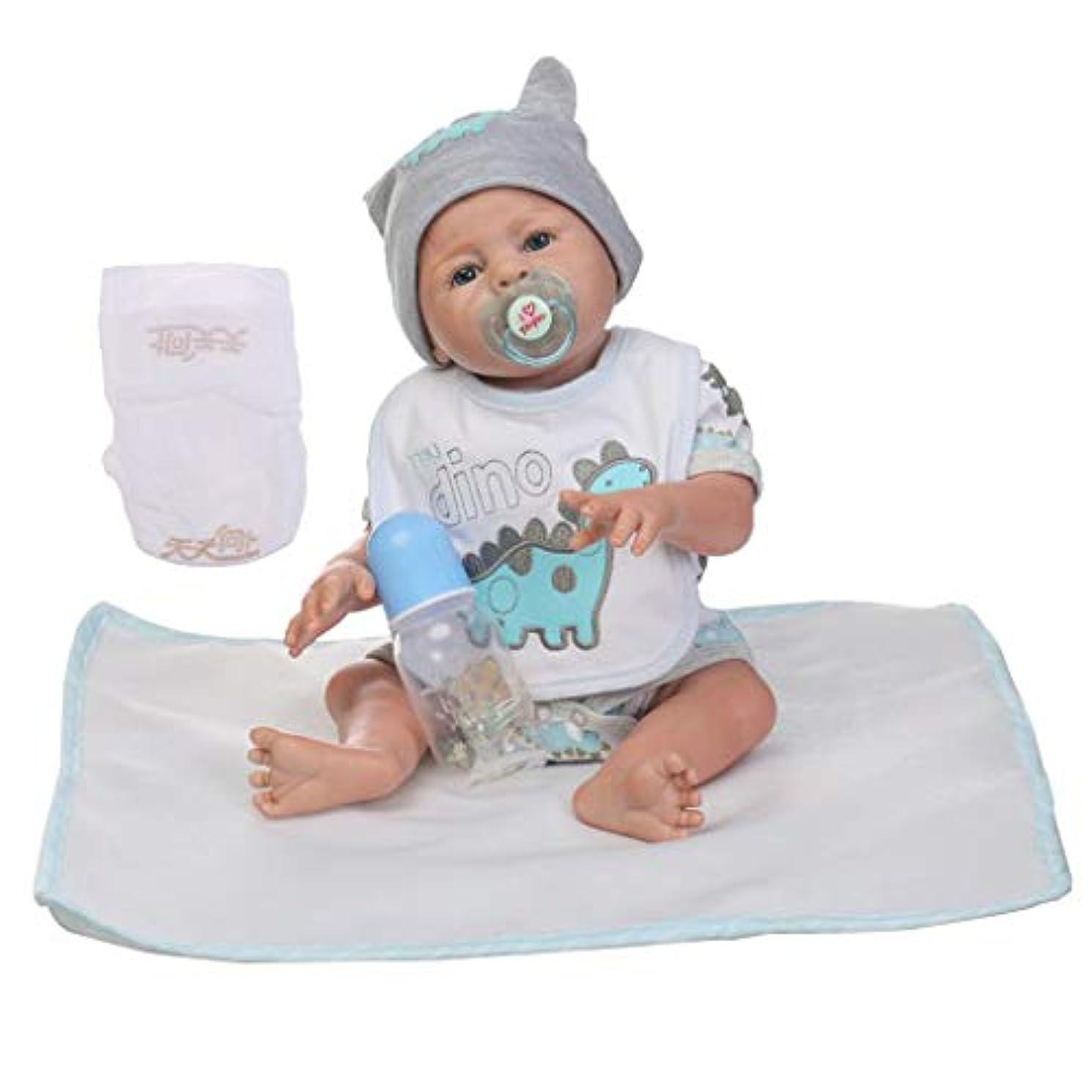 納屋ネクタイ一握りToygogo 18インチ 新生児人形 服装セット 赤ちゃん人形 ベビードール ベビー 手作り 工芸品 出産祝い ギフト