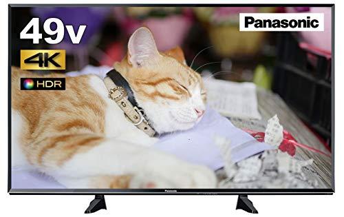 パナソニック 49V型 4K対応 液晶 テレビ VIERA ...