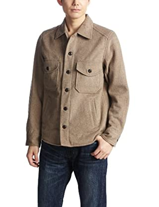CPO Shirt Jacket 38-18-0900-139: Beige