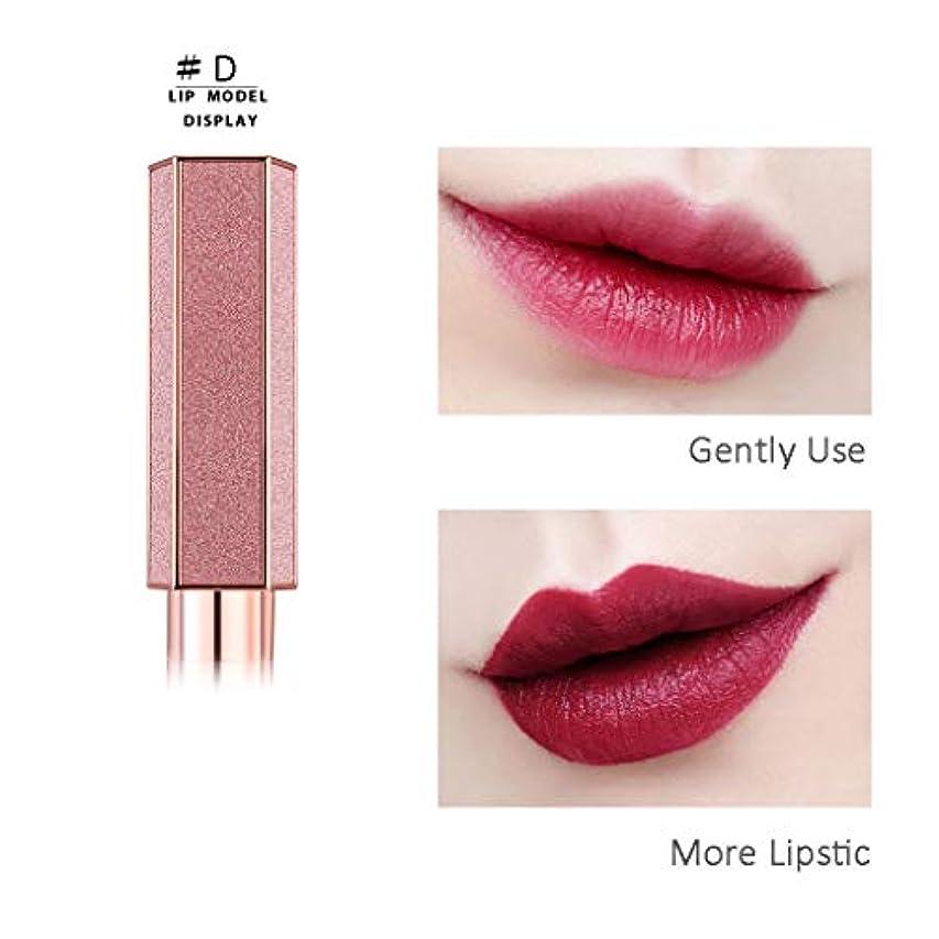 プレビュー蘇生する大きい化粧品のWODWODの星空の口紅の口紅の長続きがする保湿の美