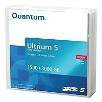 Quantum mr-l5mqn-02/ 1pk lto51.5/ 3tb Wormメディア