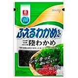 理研ビタミン ふえるわかめちゃん 三陸 16g×10袋入×(2ケース)
