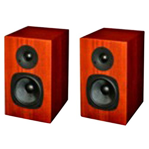 [해외]QUAD 스피커 11L Classic Signature [매트 사 뻬리 마호가니 쌍]/QUAD Speaker 11L Classic Signature [Matt Sapeli Mahogany Pair]
