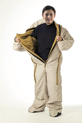 動けるあったか寝袋 L-LLサイズ(適応身長:165~180...