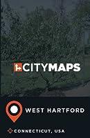 City Maps West Hartford Connecticut, USA