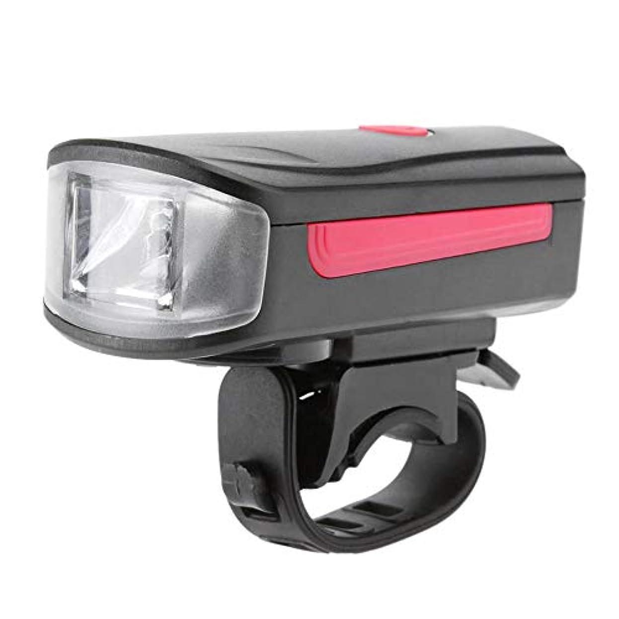 機会好ましいとらえどころのないRuncircle 自転車ライト 自転車ヘッドライト 130dB電子ベルホーン付き USB充電 ホーンベルランプ 自転車 ライト 充電式ライト 自転車前照灯 簡単取り付け 押しスイッチ超小型 コンパクト 軽量 自転車ヘッドライト IPX5 防水 押しスイッチ 高輝度 防水 防災 懐中電灯兼用