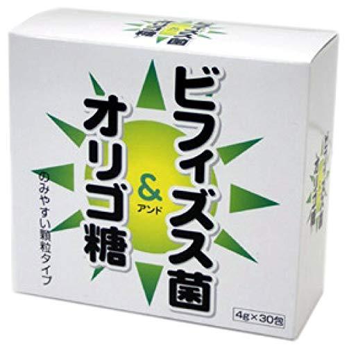 【3個セット】ビフィズス菌+オリゴ糖 4g×30包