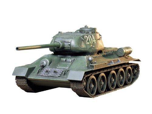 1/35 ミリタリーミニチュアシリーズ No.138 ソビエト T34/85 中戦車 35138