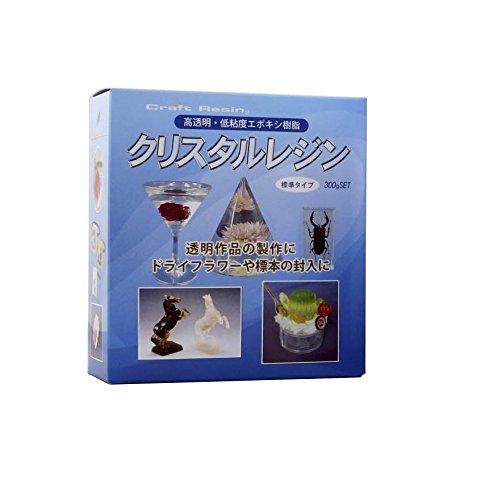 RoomClip商品情報 - 日新レジン クリスタルレジン 300gセット