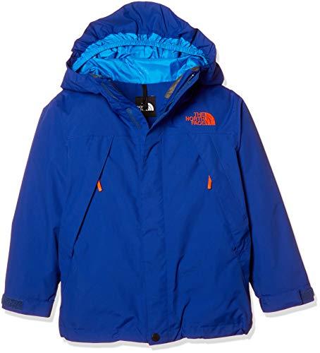 [ザ・ノース・フェイス] スクープジャケット Scoop Jacket キッズ ソーダライトブルー 日本 140 (日本サイズ140 相当)