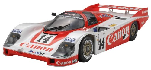 1/24 スポーツカーシリーズ No.309 ポルシェ 956 (キャノンカラー)