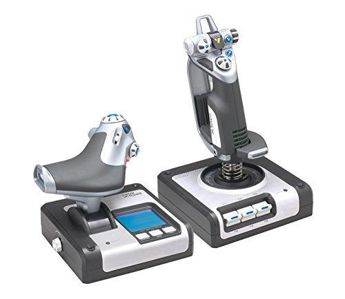 Logitech G Saitek X52 Flight Control System 【You&Me】 [並行輸入品]