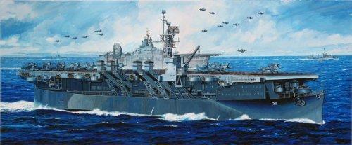 1/350 U.S.S.航空母艦 インディペンデンス CVL-22 (スマートキット)