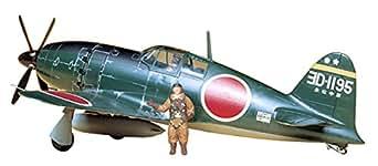 タミヤ 1/48 傑作機シリーズ No.18 日本海軍 局地戦闘機 雷電21型 J2M3 プラモデル 61018