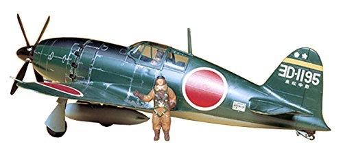 1/48 傑作機 No.18 1/48日本海軍 局地戦闘機 雷電21型 61018