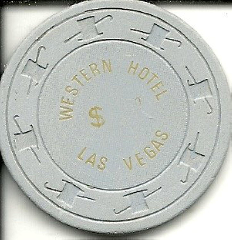 $ 1 Western Hotel Casino Las Vegasカジノチップ