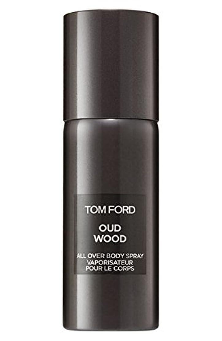 船員ロッジ複雑Tom Ford Private Blend 'Oud Wood' (トムフォード プライベートブレンド オードウッド) 5.0 oz (150ml) All-Over Body Spray (ボディースプレー)