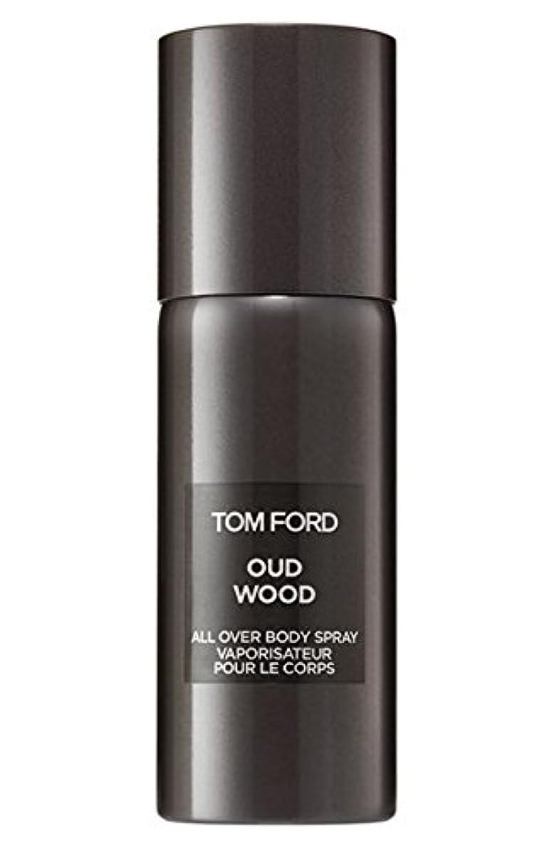 誘導寝室を掃除する同情Tom Ford Private Blend 'Oud Wood' (トムフォード プライベートブレンド オードウッド) 5.0 oz (150ml) All-Over Body Spray (ボディースプレー)