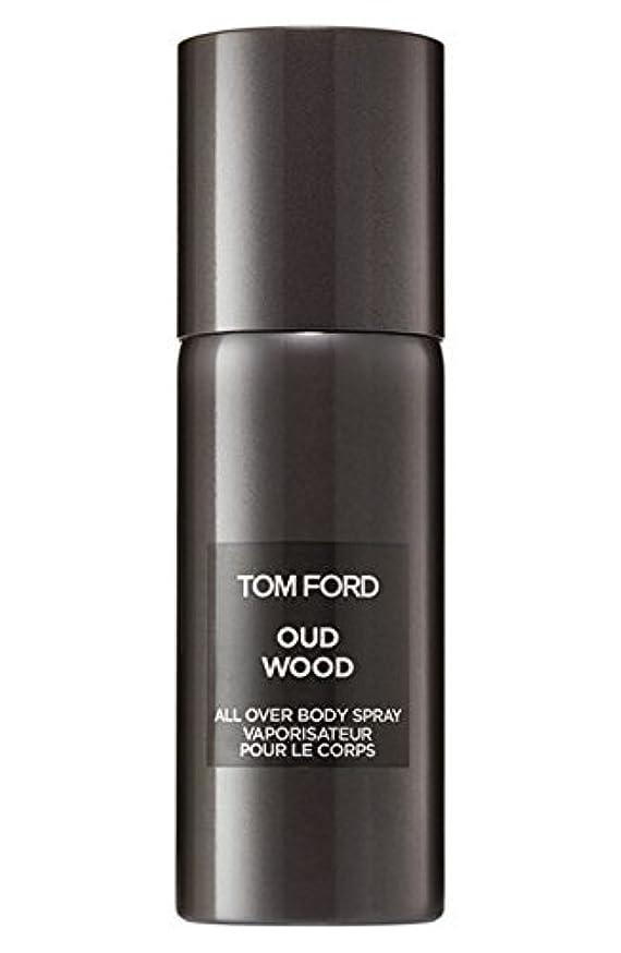 応援する流星退院Tom Ford Private Blend 'Oud Wood' (トムフォード プライベートブレンド オードウッド) 5.0 oz (150ml) All-Over Body Spray (ボディースプレー)
