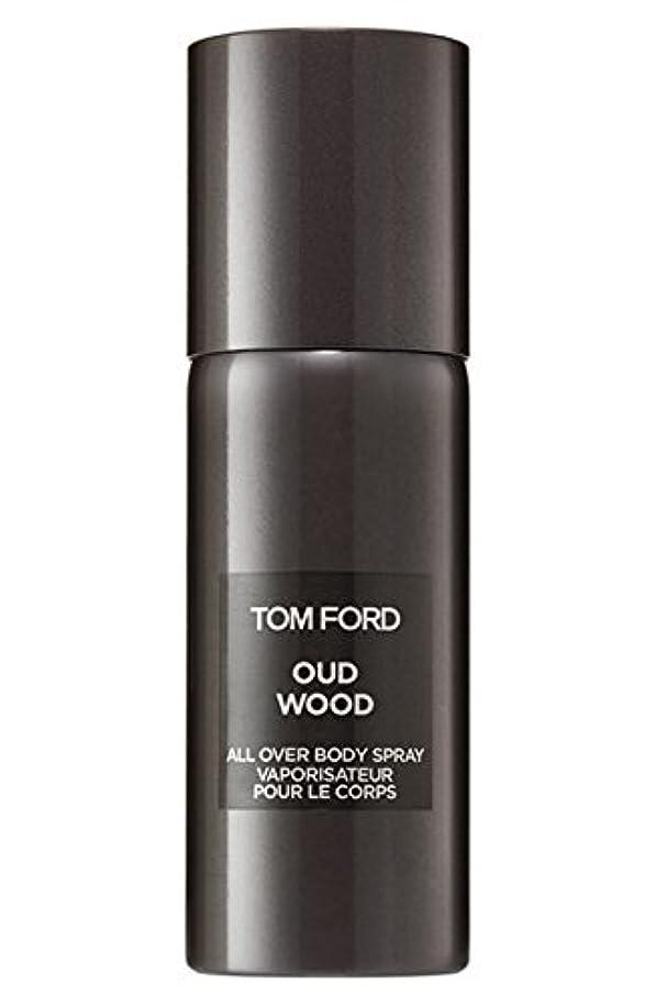 変えるシャワーファッションTom Ford Private Blend 'Oud Wood' (トムフォード プライベートブレンド オードウッド) 5.0 oz (150ml) All-Over Body Spray (ボディースプレー)
