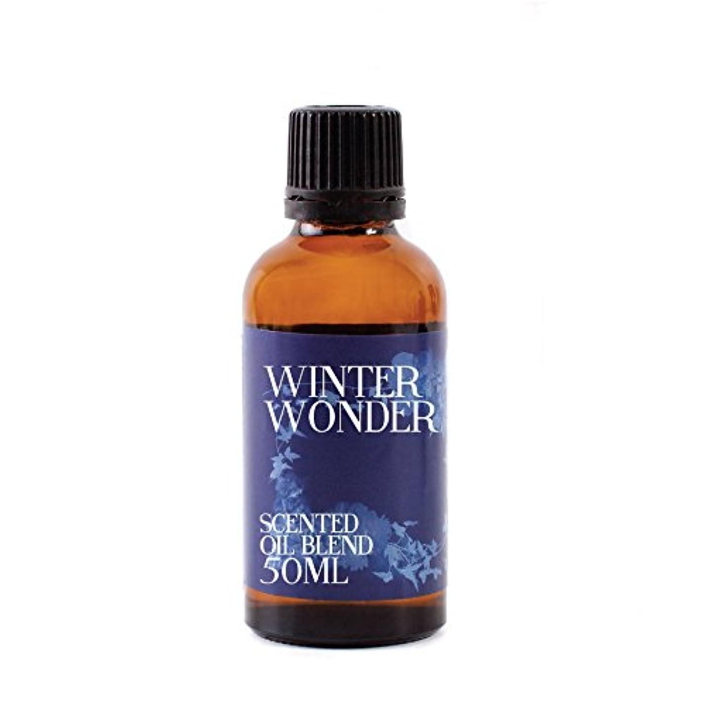 パレードキャスト日Mystic Moments   Winter Wonder - Scented Oil Blend - 50ml