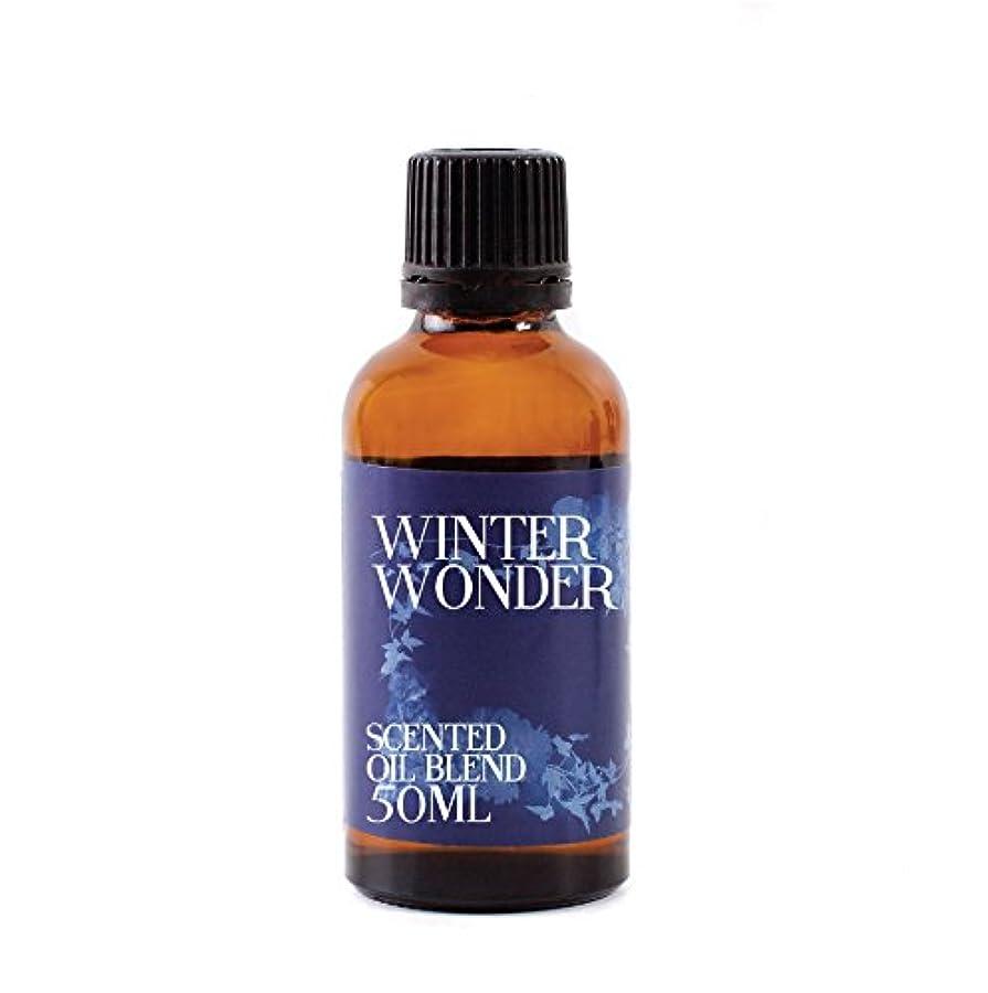 ファーザーファージュ主張困惑したMystic Moments | Winter Wonder - Scented Oil Blend - 50ml