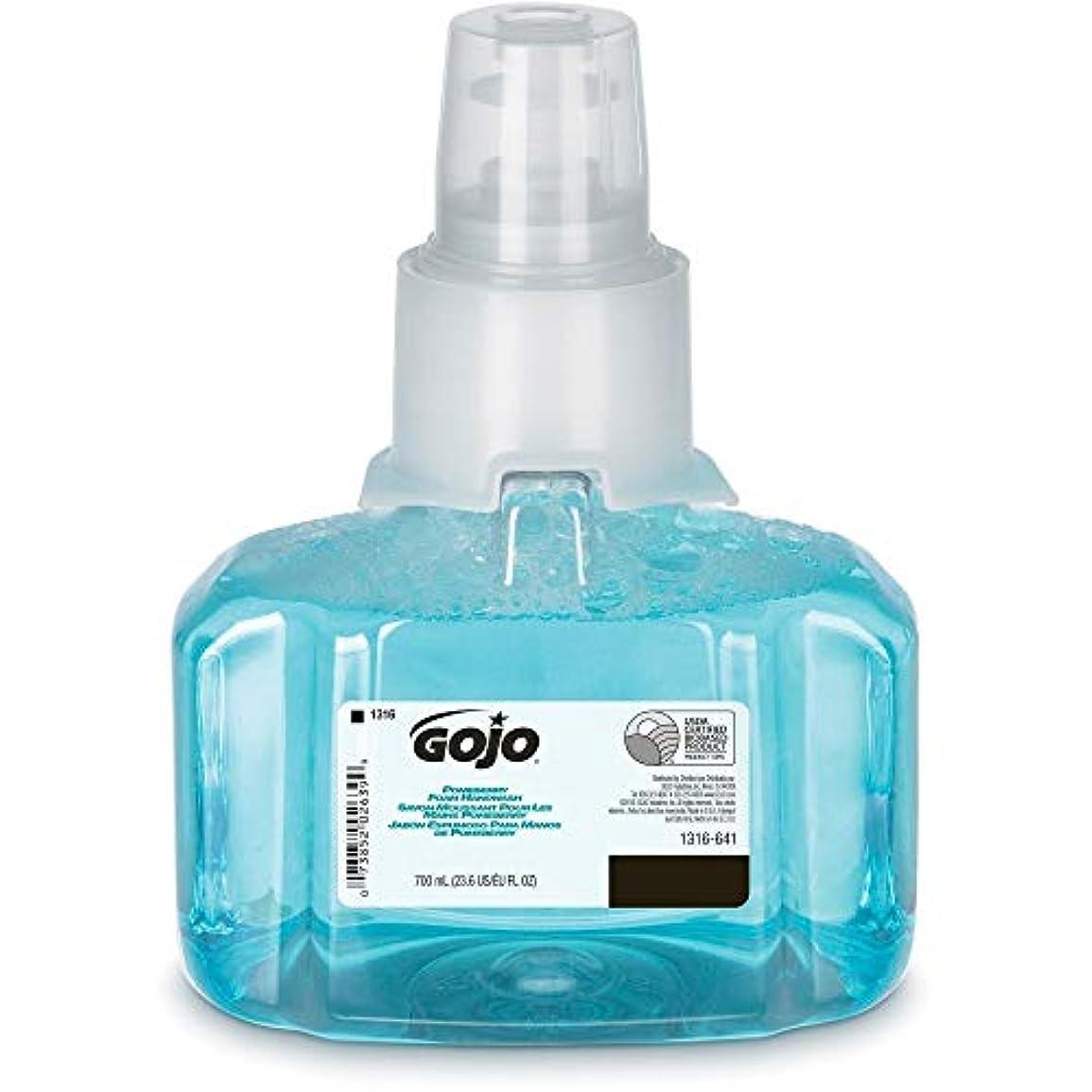ハイライト位置づける市民GOJO ltx-7 Pomeberry泡手洗いリフィル