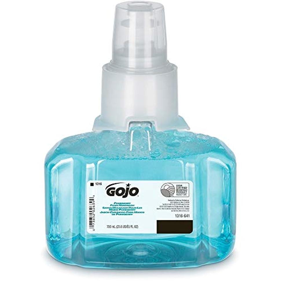 偽善者関係ない印象的なGOJO ltx-7 Pomeberry泡手洗いリフィル