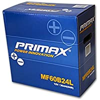 送料無料 即日発送 新品バッテリー MF60B24L 2年又は4万km製品補償 PRIMAX 46B24L 50B24L 55B24L 65B24L 70B24L適合品