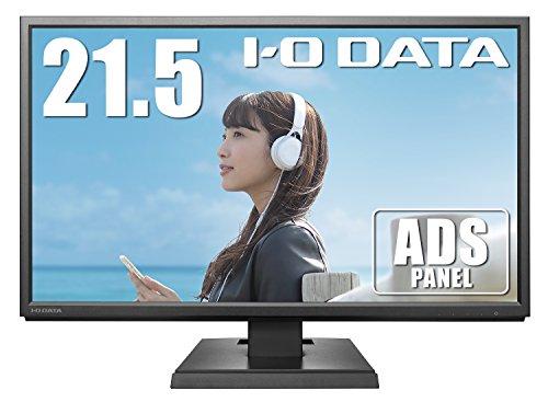 アイ・オー・データ 21.5型ワイド液晶ディスプレイ ブラック LCD-MF224EDB 1台