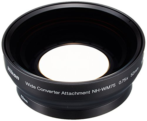 Nikon ワイドコンバーターアタッチメント NH-WM75 PSP00210