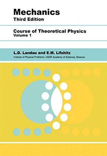 Mechanics: Volume 1 (Course of Theoretical Physics S) eBook
