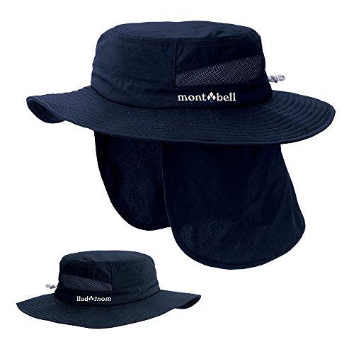 mont-bell(モンベル) サハラハット ブラックネイビー Mサイズ 1118286