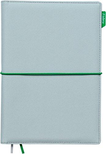 キングジム ノートカバー2冊収納可 A5サイズ ファブル 1991FRライトグレー