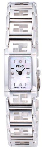[フェンディ]FENDI 腕時計 Forever ブルーパール文字盤 ダイヤモンド F125240D レディース 【並行輸入品】