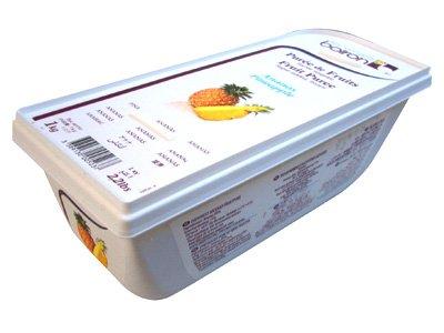 ボワロン [冷凍] 冷凍ピューレ アナナ(パイナップル)1kg
