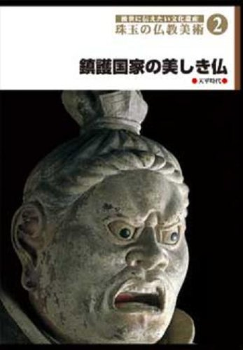 後世に伝えたい文化遺産 珠玉の仏教美術 2 鎮護国家の美しき仏 [DVD]